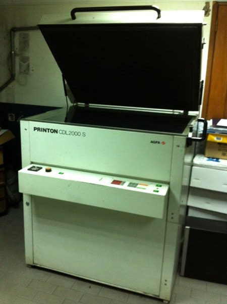 Agfa Printon CDL 2000S