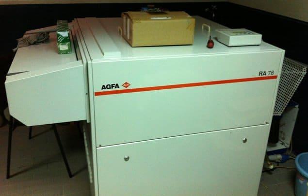 Agfa RA 78