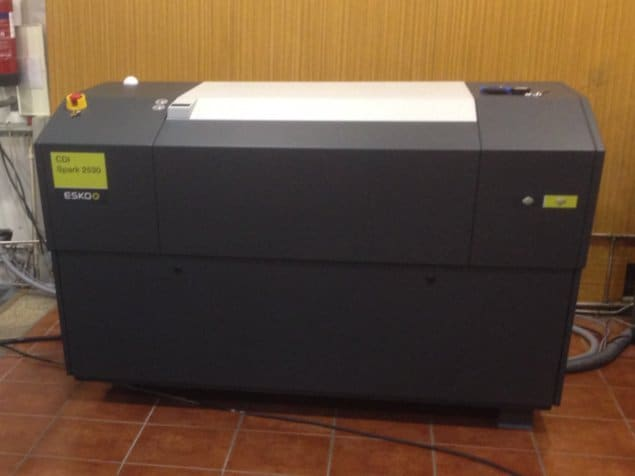 ESKO CDI HD FLEXO
