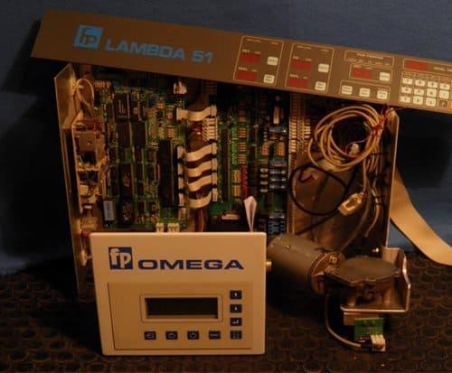 Electrónica Omega Ferpa