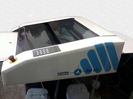 Reveladora de chapas offset Lastra SM65